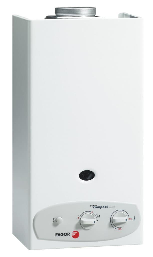 servicio tecnico calentadores fagor